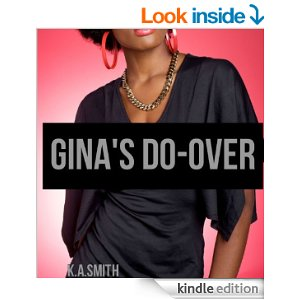 Gina's Do-over cover
